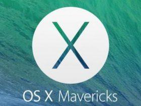 苹果电脑系统Mac OS X Mavericks 10.9 .dmg镜像下载