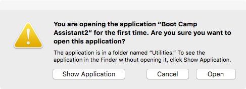如何在BootCamp中不受支持的Mac上安装Win10