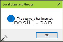 FAQ] Windows 10中的defaultuser0帐号是什么?如何删除? | MOS86