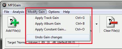 如何在Windows中规范化MP3文件
