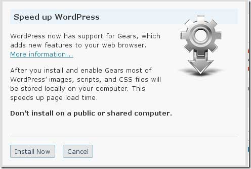 WordPress 2.6 Beta 2评测