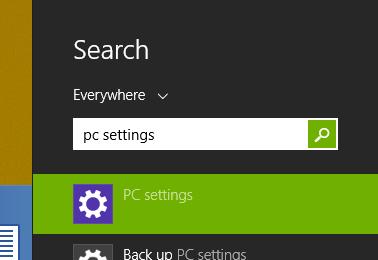 如何在Windows 8 / 8.1