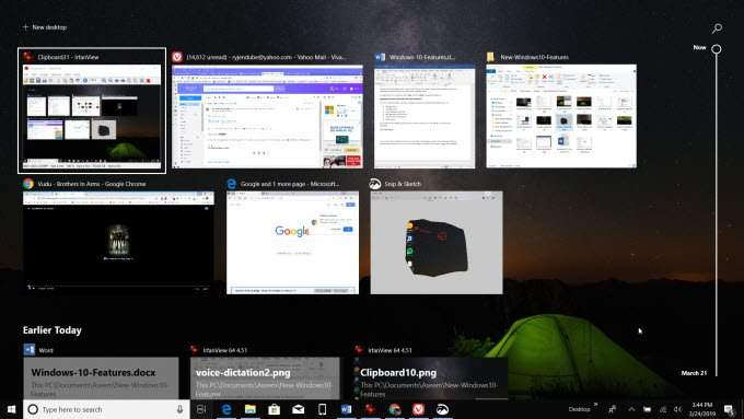 15个新的Windows 10功能,您需要开始使用