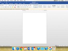 如何在Mac的Microsoft Word中禁用自动更正